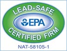 EPA - Lead Safe Certified Firm NAT-58105-1